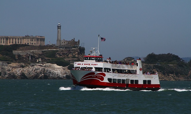 Hop On Hop Off City Tour and Golden Gate Bay Cruise