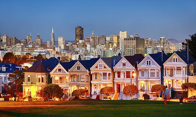 Panoramic Night Tour of San Francisco