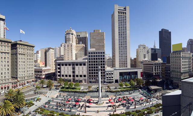 San Francisco City Tour with Dim Sum Lunch