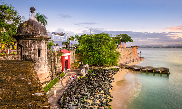 Accessible Panoramic San Juan