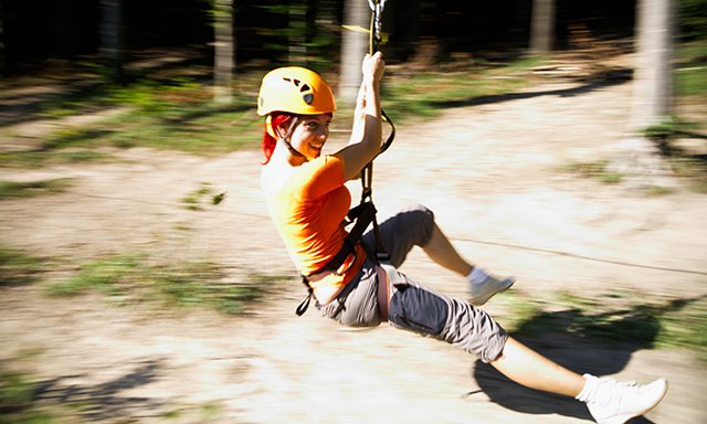 Canopy Tour Zipline Adventure