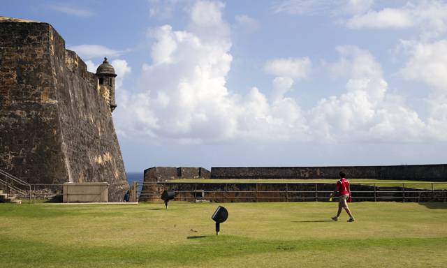 The Fortresses of San Juan