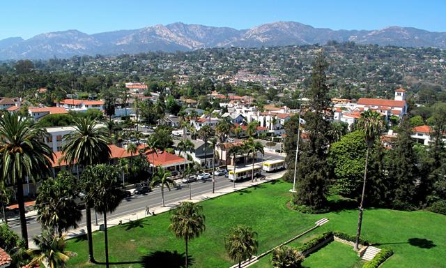 Santa Barbara Historical City Tour