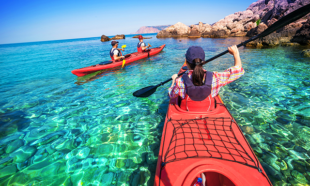 Sea Kayaking Discovery