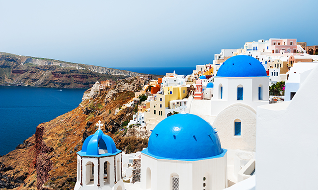 Village of Oia On Your Own