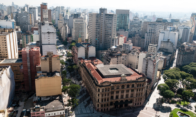 The Best of Sao Paulo with Lunch (Ends at Airport)