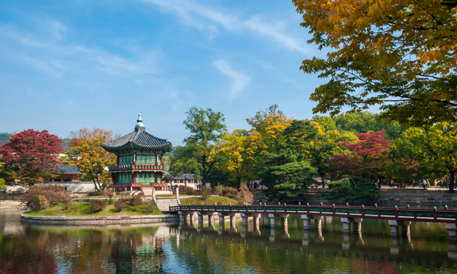 Grand Tour of Seoul - English Guide