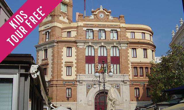 Cadiz, Jerez &  Tradicion Cellars with Tapas