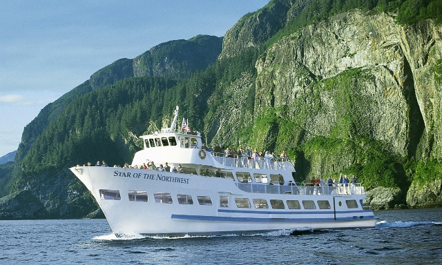 Kenai Fjords Cruise with Lunch