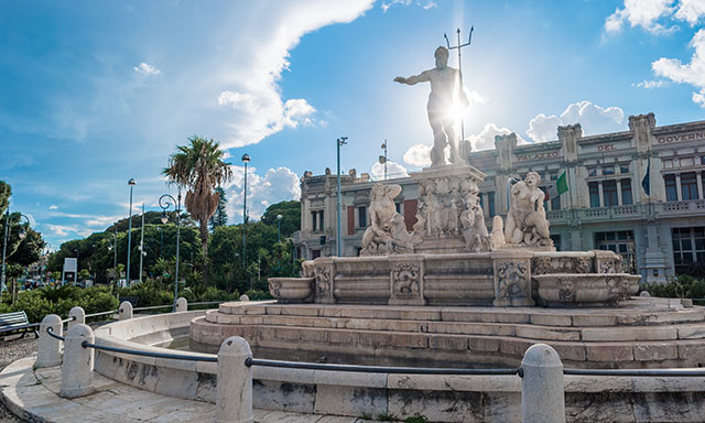 A Visit to Messina (SPANISH LANGUAGE)