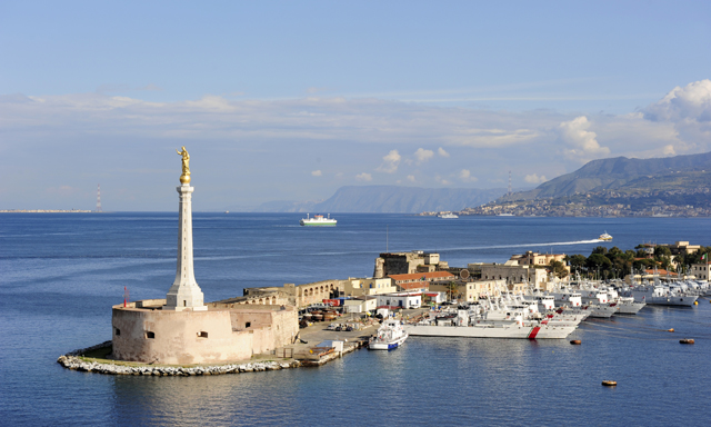 Treasures of Messina