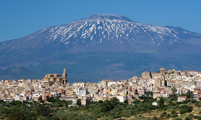 Panoramic Sicily