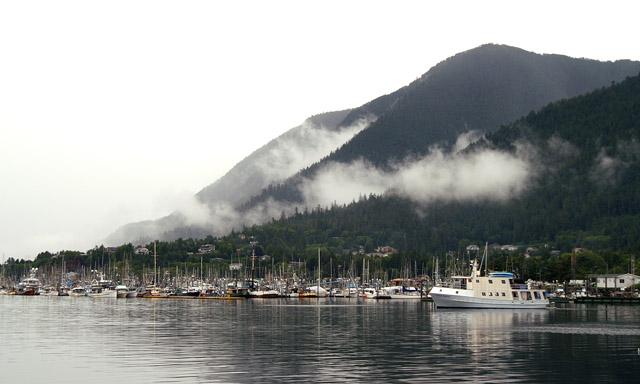 Sitka Salmon Sportfishing