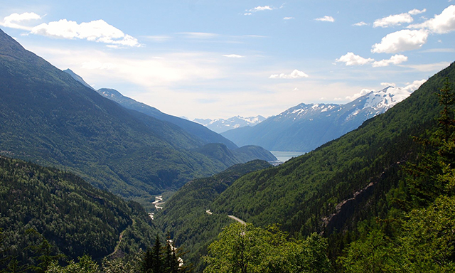 Adventure Hike Skagway
