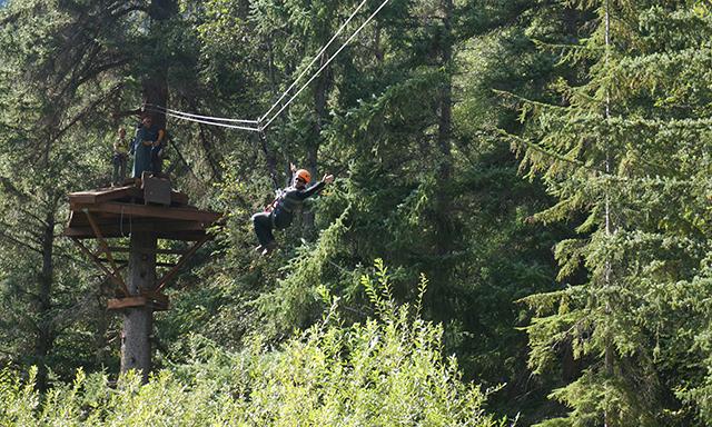 Adventure Park & Zip Lines
