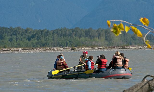 Eagle Preserve Wildlife Float Adventure