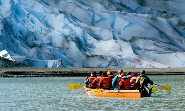 Skagway Glacier Wilderness Safari