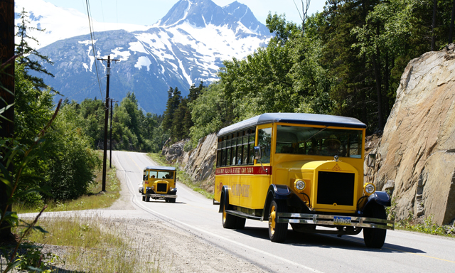 Skagway Street Car City Tour - Foreign Languages