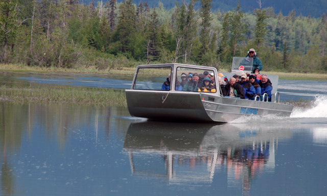 Alaska Wilderness River Adventure