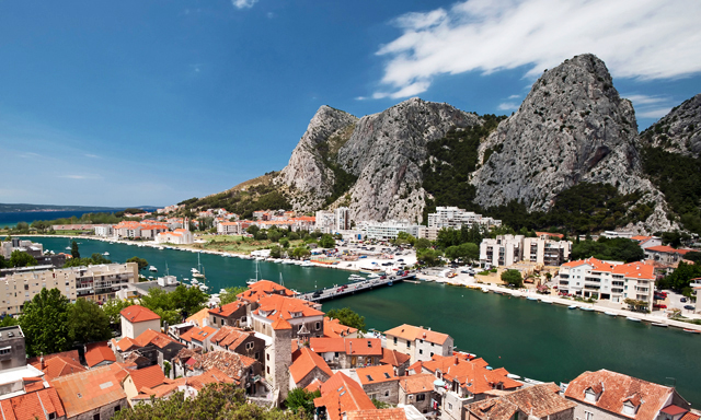 Cetina River Cruise & Split City Highlights