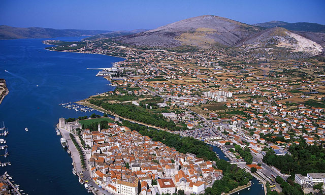 Ancient Salona & Town of Trogir