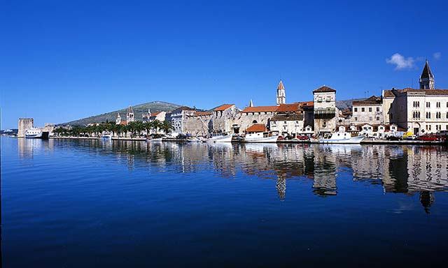 Dalmatian Coastline & Village Life