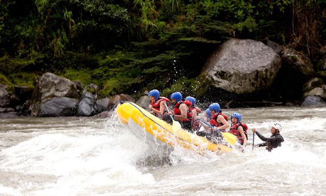 Rafting Cetina River