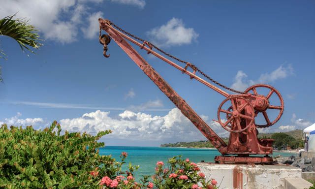 Fort Christiansvern & Historical Christiansted Walking Tour