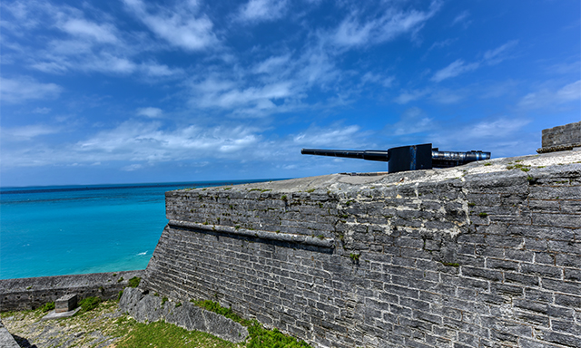 Colonial St. George's and Fortifications