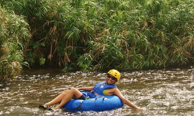 Adventure River Tubing