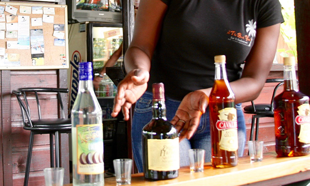 A Taste of Antigua Rum Tour