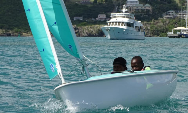 Accessible Discover Sailing