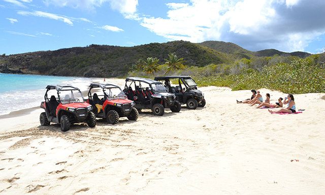 Antigua Buggy Adventure