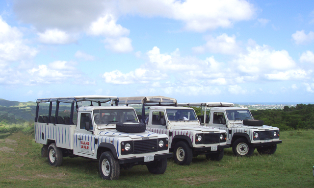 Island Safari 4 x 4 Off Road
