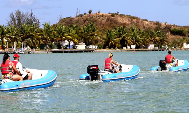 Antigua Reef Riders Adventures