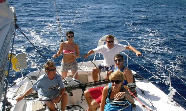 The Ocean Racing Experience