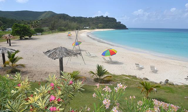 Antigua Beach Extravaganza