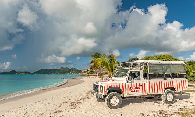 Island Safari 4 x 4 Off Road