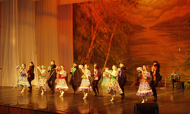 Folkloric Show of Song and Dance