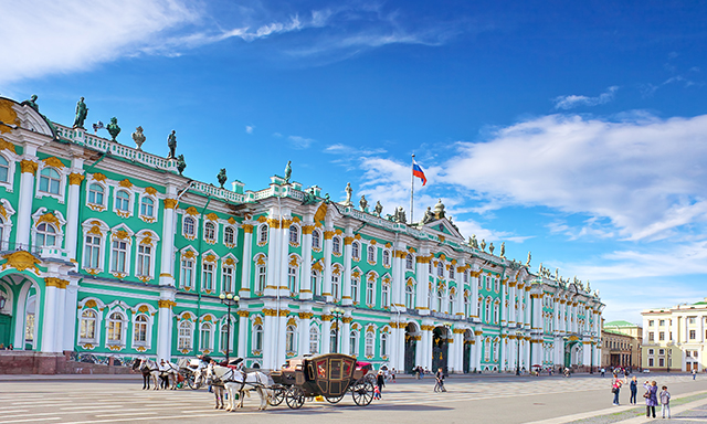 St. Petersburg 1.5 Day Package
