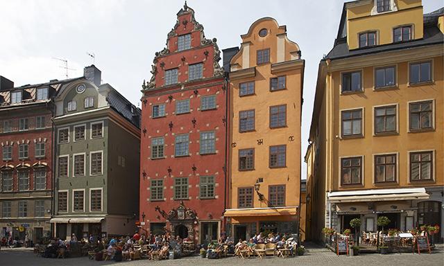 Historic Stockholm & Sigtuna