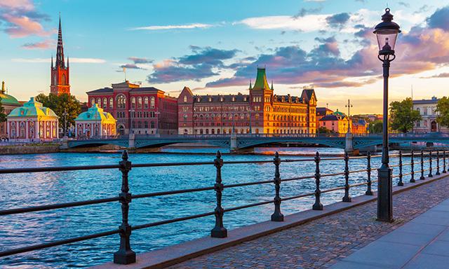 Un Día en Estocolmo