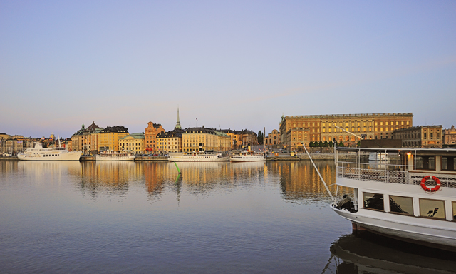 Panoramic Stockholm