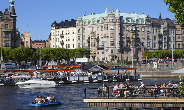 Stockholm Beauty on Land and Water