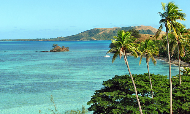 Pure Fiji and City Drive Tour