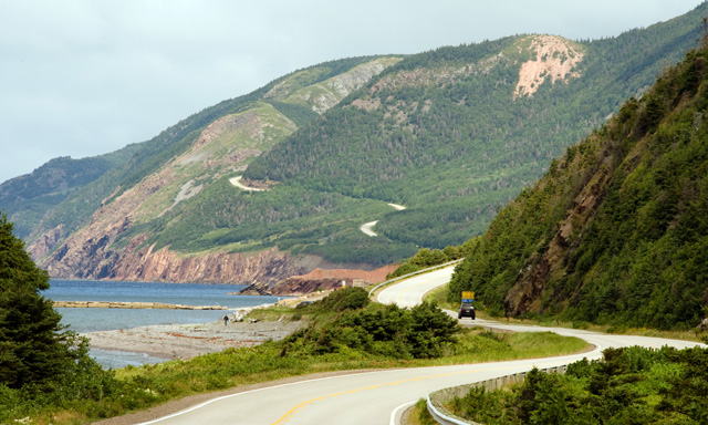 Taste of the Cabot Trail