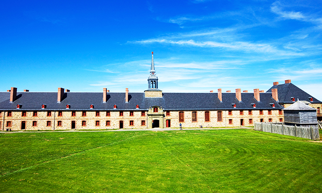 Lure of Lighthouses & Fortress of Louisbourg