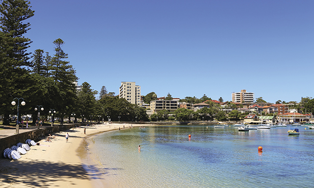 Manly Beach, Northern Suburbs and Airport Drop Off