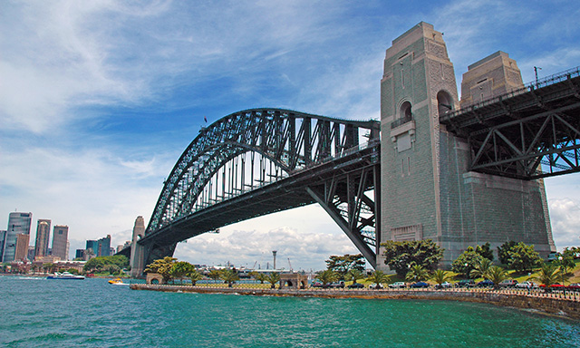 Sydney Harbour Bridge Climb and Debarkation
