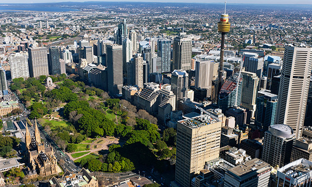 Sydney Tower Eye with 4D Experience - Pre Purchased Tickets